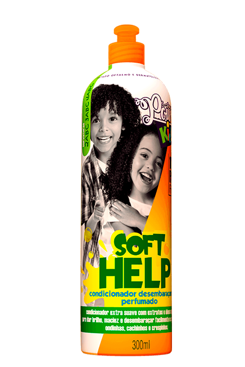 Condicionador Kids Soft Help