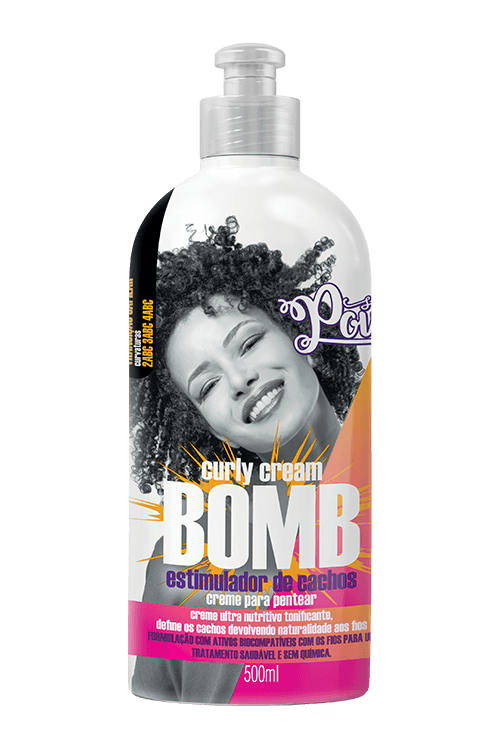 CURLY CREAM BOMB 500ML