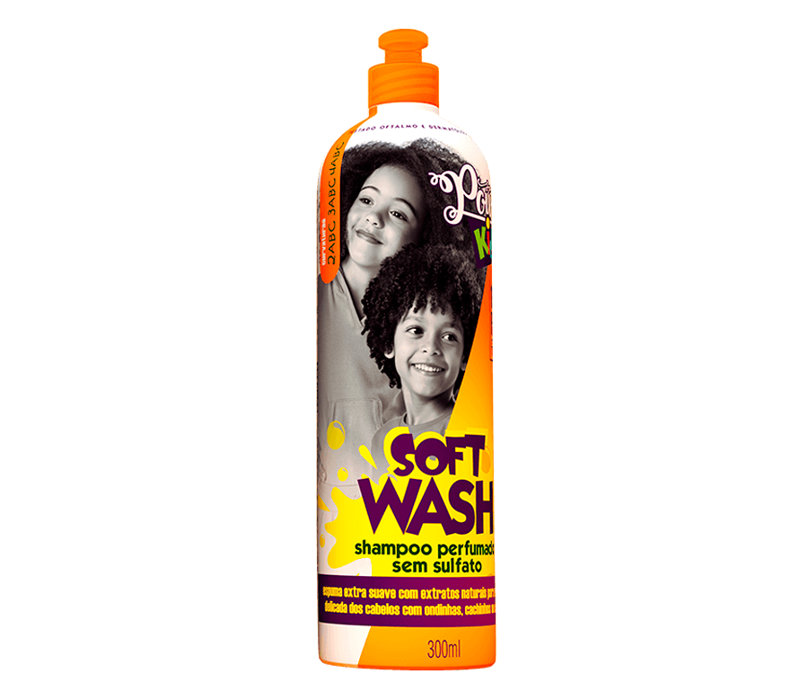 Shampoo Kids Soft Wash