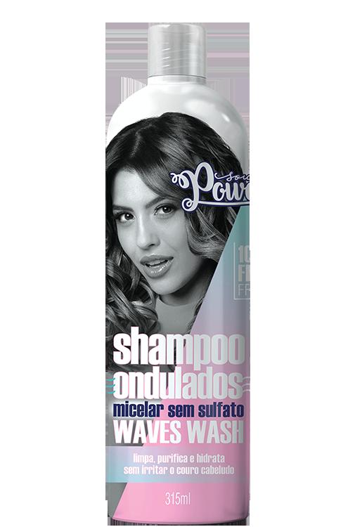 Shampoo Cabelos Ondulados