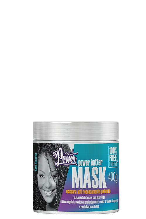 POWER BUTTER MASK 400g