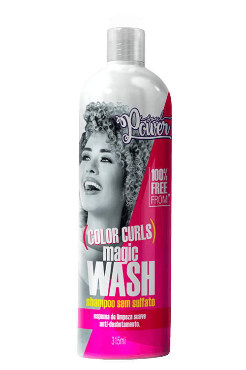 COLOR CURLS MAGIC WASH 315ML