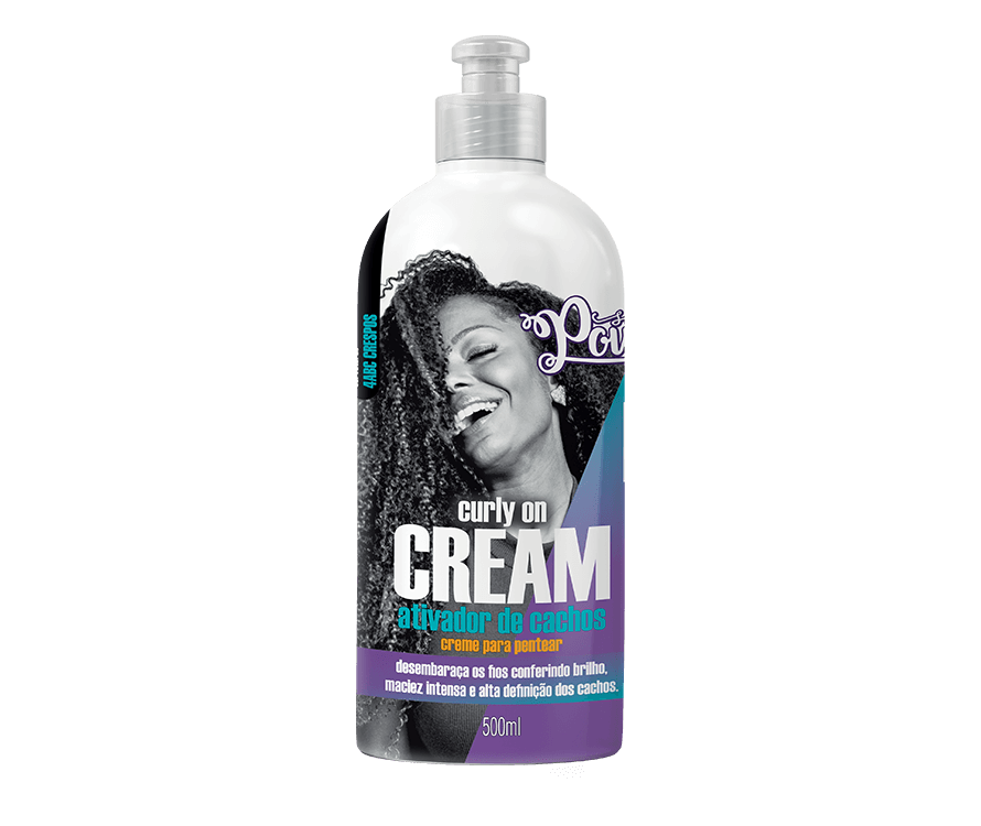 CURLY ON CREAM 500ML