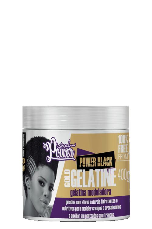 Black Gold Gelatine 400g