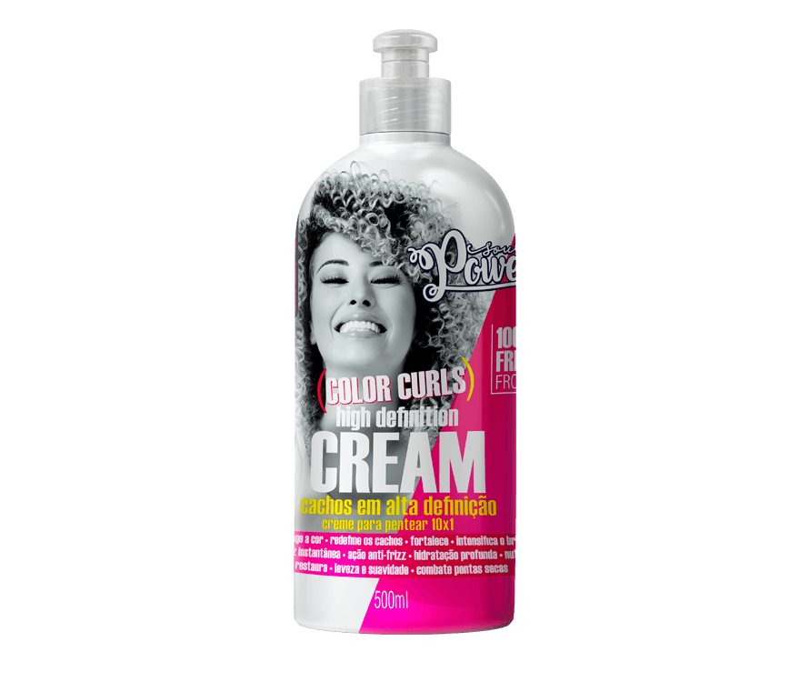 COLOR CURLS HIGH DEFINITION CREAM 500ML