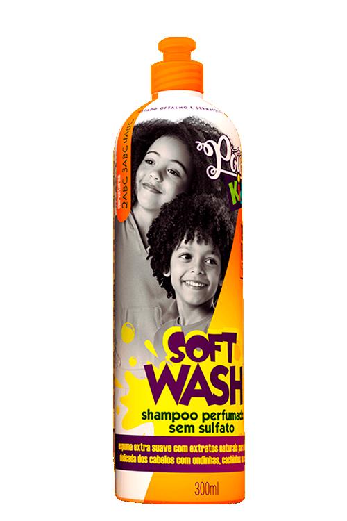 Shampoo Kids Soft Wash