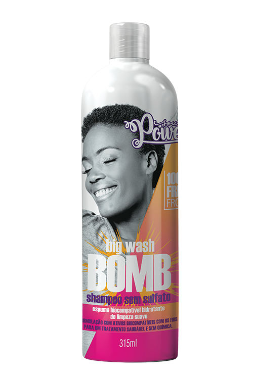BIG WASH BOMB 315ml