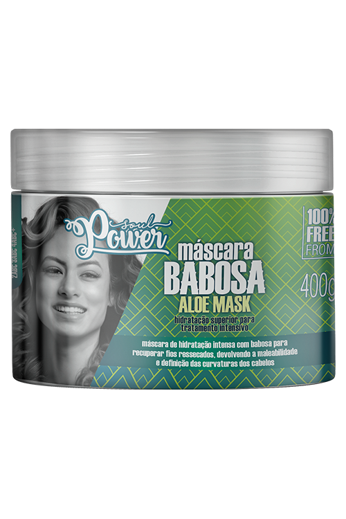 ALOE MASK – MÁSCARA